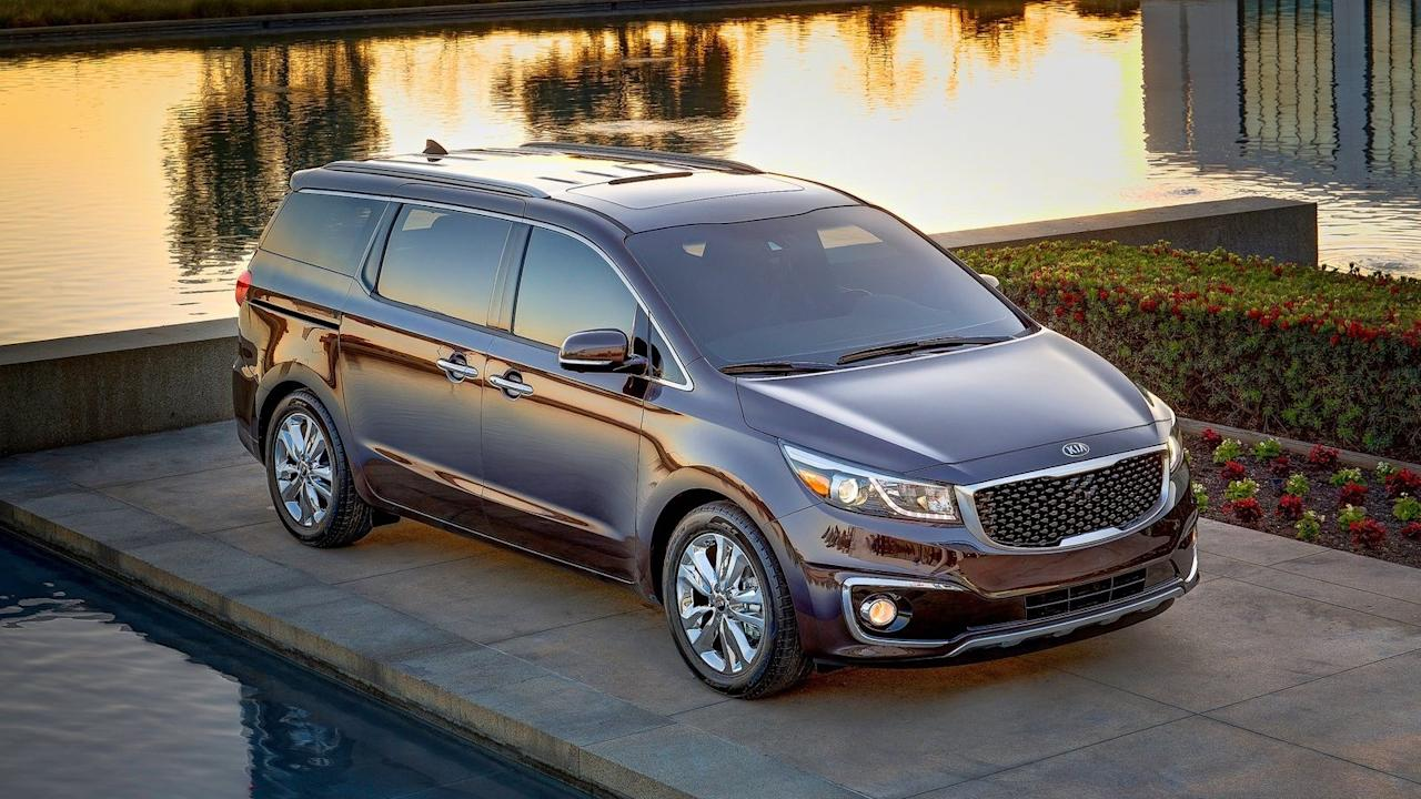 "<p>Consumer Editor Jeremy Korzeniewski had another idea that garnered support from our staff. ""For family hauling duties, it's hard to beat the practicality and efficiency of a minivan,"" he said. ""The Kia Sedona is a good bet. It doesn't have the reputation of the Toyota Sienna, but that means it's not as expensive on the used market. In this case, depreciation is your friend.""</p> <p>A few certified pre-owned Kia Sedona minivans show up in the appropriate ZIP codes with pricing at the high end of the buyer's budget, but still firmly in the ballpark. Kia's CPO warranty covers the powertrain for 10 years from the car's original sales date or 100,000 miles, whichever comes first. That's solid and comforting when shopping for used vehicles.</p> <p>Other editors liked the Sedona suggestion, too. ""I second Sedona as an alternative,"" said Riswick, who added that he likes its untraditional minivan design inside and out. Associate Editor Joel Stocksdale added his approval to the pick, saying, ""Sedona has genuine style in the minivan segment. A solid choice all around.""</p>"
