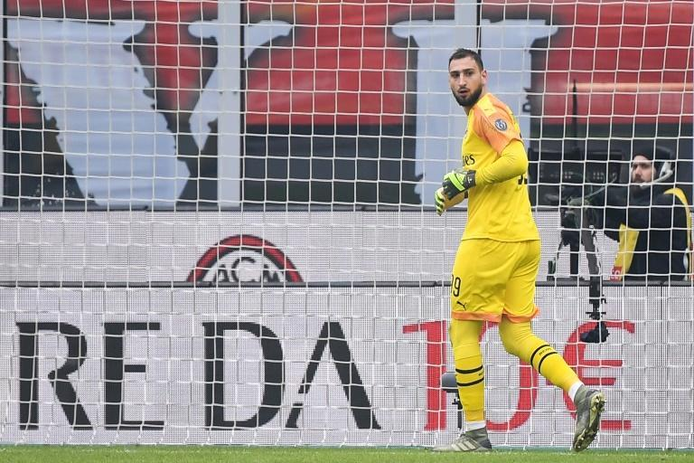 Donnarumma, 21, has played over 200 games for Milan