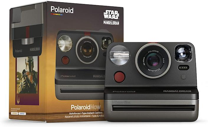 Polaroid Now i-Type Camera Mandalorian Edition