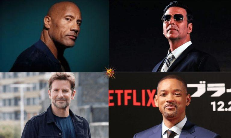 Here Are The Top 10 Highest Paid Actors In The World As Per Forbes