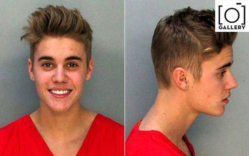 PICS: The definitive collection of celebrity mugshots