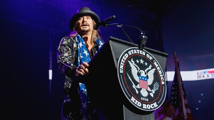 Kid Rock said he would not be running for Senate and admitted the stunt was a ploy to promote his new album, 'Sweet Southern Sugar.'