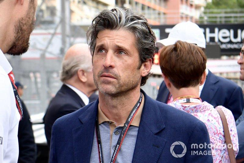 """Patrick Dempsey, Actor<span class=""""copyright"""">Jerry Andre / Motorsport Images</span>"""