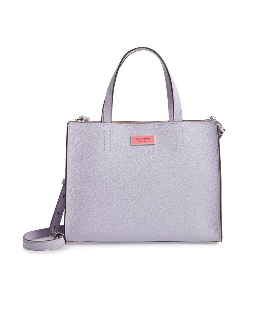 Kate Spade New York Medium Sam Leather Satchel (Photo: Nordstrom)