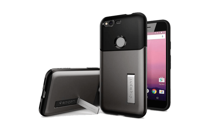 Best Google Pixel cases - Spigen Slim Armor Case
