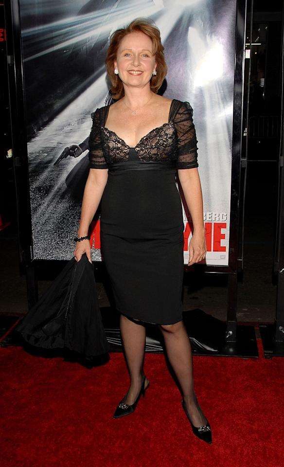 """<a href=""""http://movies.yahoo.com/movie/contributor/1800036469"""">Kate Burton</a> at the Los Angeles premiere of <a href=""""http://movies.yahoo.com/movie/1810007086/info"""">Max Payne</a> - 10/13/2008"""