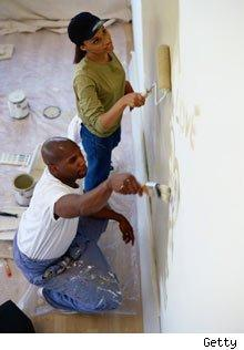 painting tips for home staging