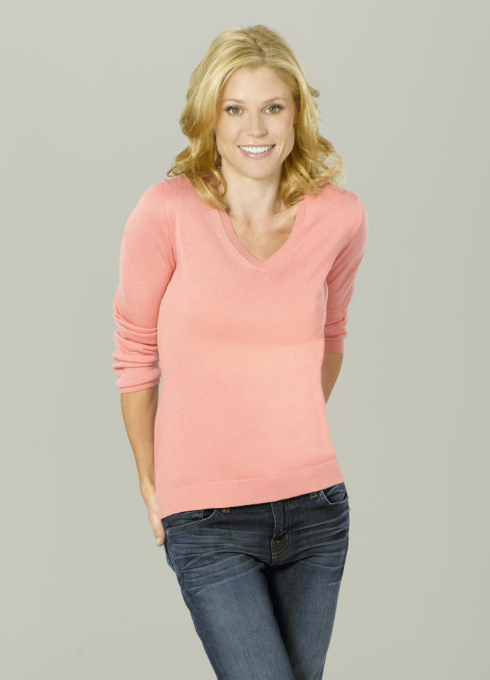 "Supporting Actress in a Comedy Series: Julie Bowen, ""Modern Family"""