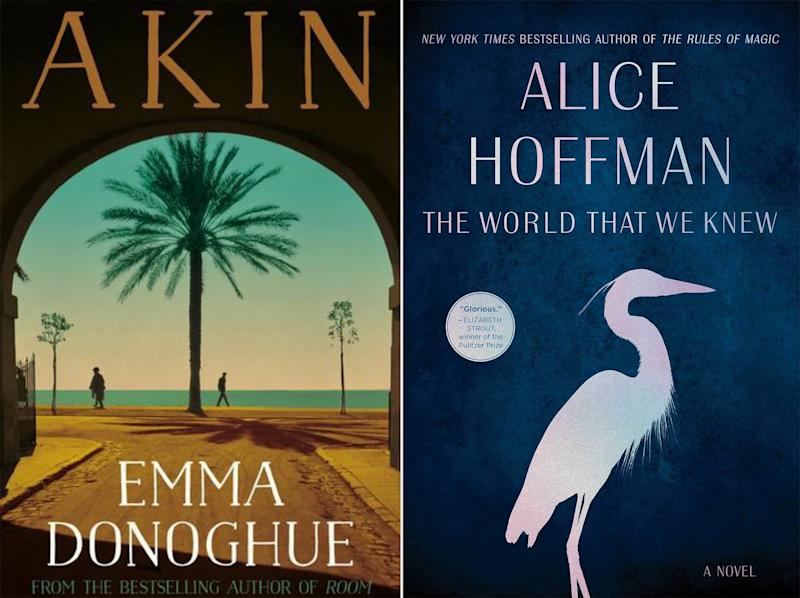 Two best-selling favorites return with engaging but flawed new novels