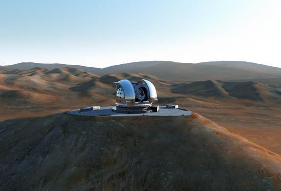 World's Largest Telescope to Crown Europe's 50-Year Space Legacy
