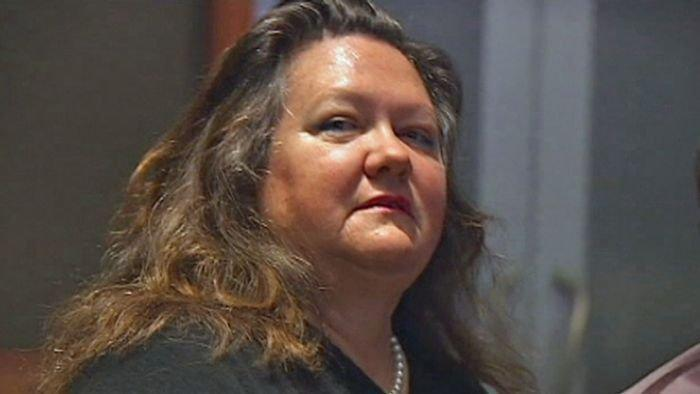 Rinehart delivers ultimatum to Fairfax chairman