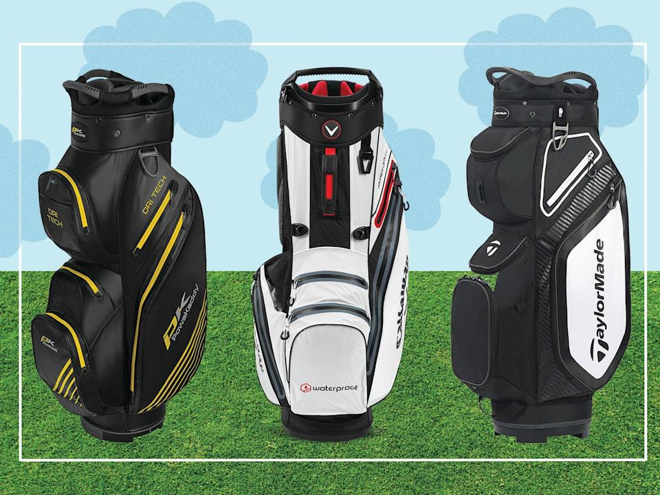 All of them were tested on golf courses in the North of England in varying conditions – from dreary, wet mornings to scorching summer evenings (iStock/The Independent)