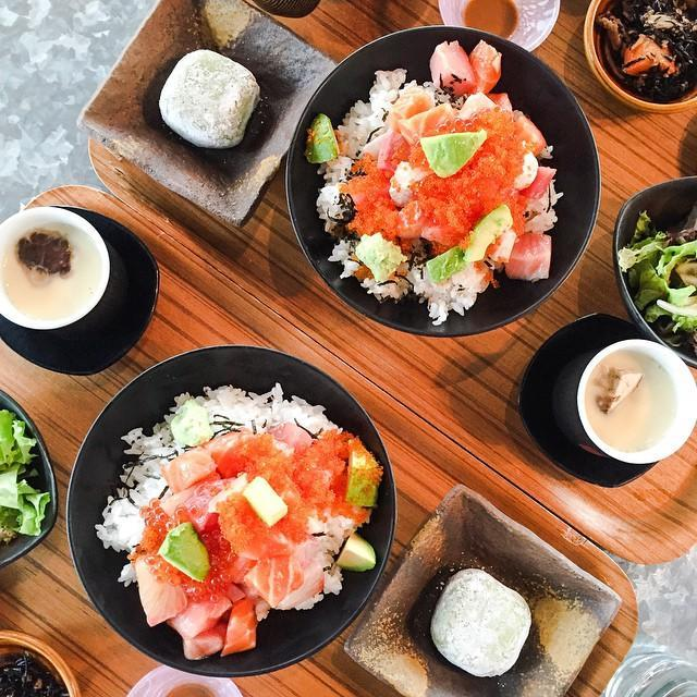 For Value-for-Money Chirashi in Orchard
