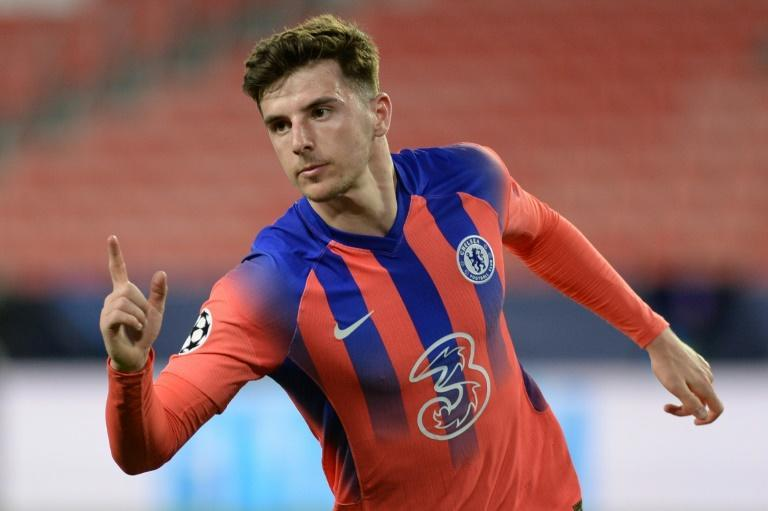 Mason Mount's slick turn and finish put Chelsea in front against Porto on Wednesday