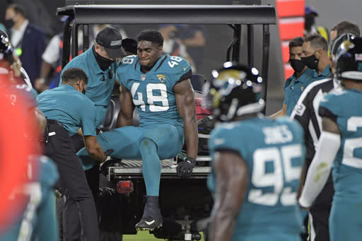 Reality check: Jags look like many expected in lopsided loss