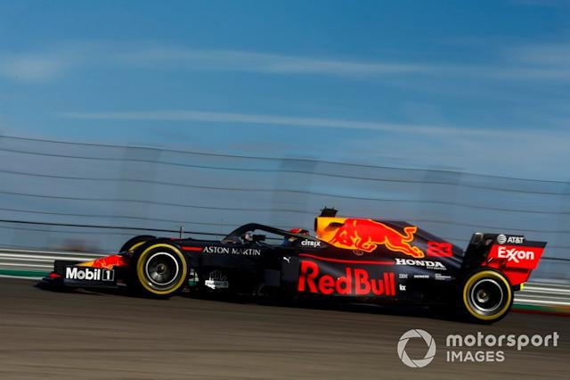 "Alexander Albon, Red Bull RB15 <span class=""copyright"">Andrew Hone / Motorsport Images</span>"