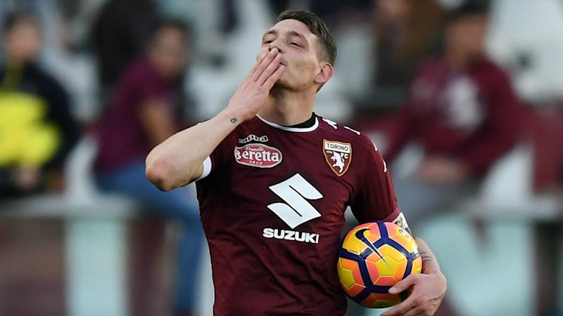 Torino star Belotti rules out transfer