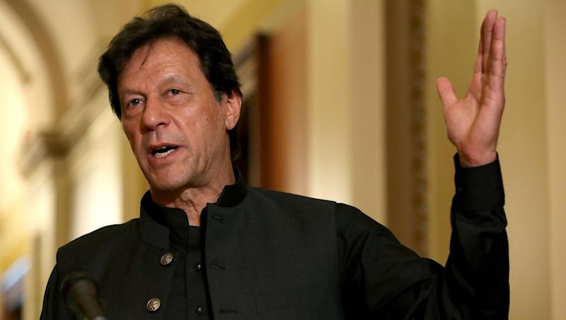 Imran Khan Sharpens Rhetoric: 'No Chance of Talks With India Till Kashmir Curfew Lifted'