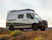 """<p>The Revel is packed with features designed to make life in the great outdoors better, and it's fresh off an update for the 2021 model year. The biggest news is electric: a new lithium-ion battery pack setup, with two 125-Ah units replacing the old trio of absorbent glass mat units. </p><p><a class=""""link rapid-noclick-resp"""" href=""""https://www.gearpatrol.com/cars/a741243/winnebago-revel-off-road-camper-van-improved-for-2021/"""" rel=""""nofollow noopener"""" target=""""_blank"""" data-ylk=""""slk:LEARN MORE"""">LEARN MORE</a></p>"""