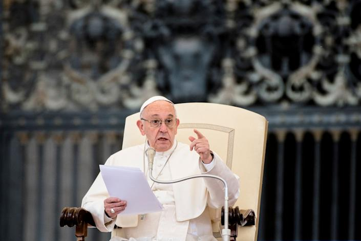 Pope Francis has long been an advocate for action on climate change. (Photo: NurPhoto via Getty Images)
