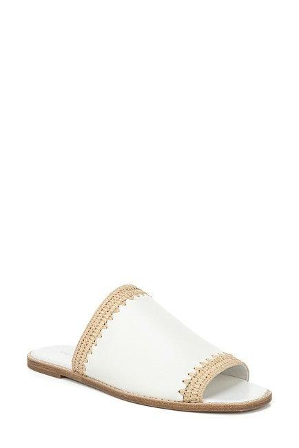 """<h2>Nordstrom Rack</h2><br><strong>Deal</strong>: <strong>Up To 80% Off</strong><br>Much like its sister retailer, Nordstrom Rack also keeps an impressive collection of steeply discounted sandals from big-name brands on tap. The scores span from <a href=""""https://www.nordstromrack.com/brands/Madewell/Women/Shoes/Sandals"""" rel=""""nofollow noopener"""" target=""""_blank"""" data-ylk=""""slk:Madewell"""" class=""""link rapid-noclick-resp"""">Madewell</a> to <a href=""""https://www.nordstromrack.com/brands/EVERLANE/Women/Shoes/Sandals"""" rel=""""nofollow noopener"""" target=""""_blank"""" data-ylk=""""slk:Everlane"""" class=""""link rapid-noclick-resp"""">Everlane</a>, <a href=""""https://www.nordstromrack.com/shop/product/3138644/cole-haan-anica-thong-sandal"""" rel=""""nofollow noopener"""" target=""""_blank"""" data-ylk=""""slk:Cole Haan"""" class=""""link rapid-noclick-resp"""">Cole Haan</a>, and more. <br><br><em>Shop <strong><a href=""""https://www.nordstromrack.com/clearance/Women/Shoes/Sandals"""" rel=""""nofollow noopener"""" target=""""_blank"""" data-ylk=""""slk:Nordstrom Rack"""" class=""""link rapid-noclick-resp"""">Nordstrom Rack</a></strong></em><br><br><strong>Vince</strong> Padmore Slide Sandal, $, available at <a href=""""https://go.skimresources.com/?id=30283X879131&url=https%3A%2F%2Fwww.nordstromrack.com%2Fshop%2Fproduct%2F3026555%2Fvince-padmore-slide-sandal"""" rel=""""nofollow noopener"""" target=""""_blank"""" data-ylk=""""slk:Nordstrom Rack"""" class=""""link rapid-noclick-resp"""">Nordstrom Rack</a>"""