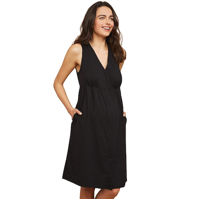 labor-and-delivery-gown-motherhood-maternity