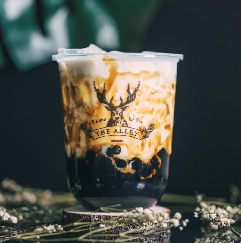 Bubble tea from The Alley Singapore. (PHOTO: The Alley)