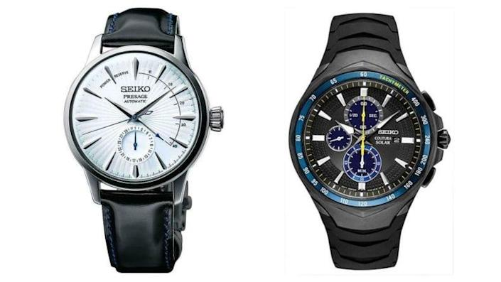 It's time to slip a Seiko watch on your wrist.