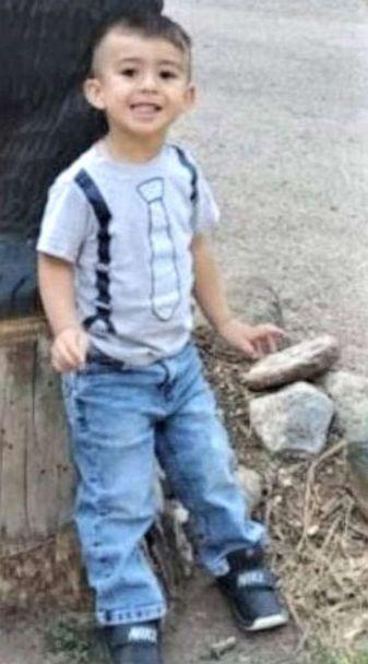 PHOTO: An Amber Alert was issued for missing 3-year-old Osiel Ernesto Rico, Jan. 7, 2020. (Roswell Police Department)