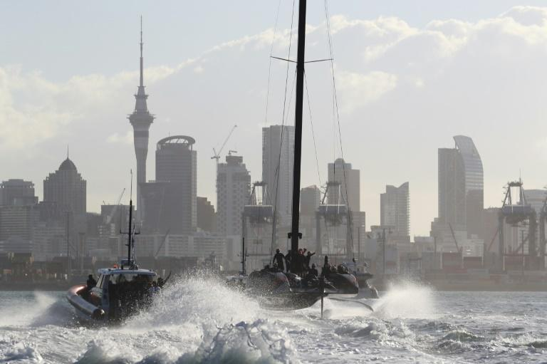 Team New Zealand beat Luna Rossa to win the America's Cup for a fourth time