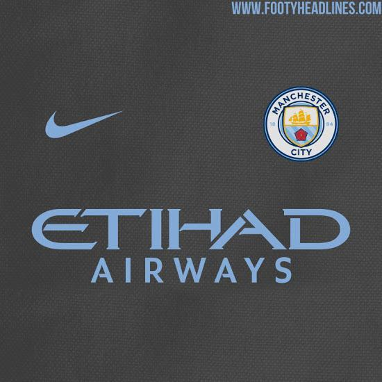 <p>A bit bland, no? Manchester City's new third kit could inspire, well, some pretty insipid efforts away from the Etihad Stadium. </p>