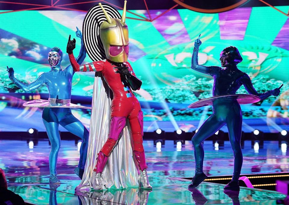 """<p>Every contestant is <a href=""""https://www.eonline.com/news/1016590/the-masked-singer-reveals-intense-secret-keeping-measures-in-behind-the-scenes-video#photo-949399"""" rel=""""nofollow noopener"""" target=""""_blank"""" data-ylk=""""slk:required to go to rehearsals"""" class=""""link rapid-noclick-resp"""">required to go to rehearsals</a>, fittings, and production meetings before the taping of each episode.</p>"""