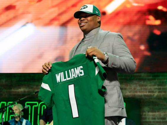 Quinnen Williams will be a New York Jet (Getty Images)