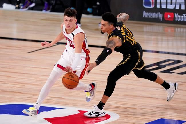Comforts of NBA bubble not lost on Lakers' Danny Green