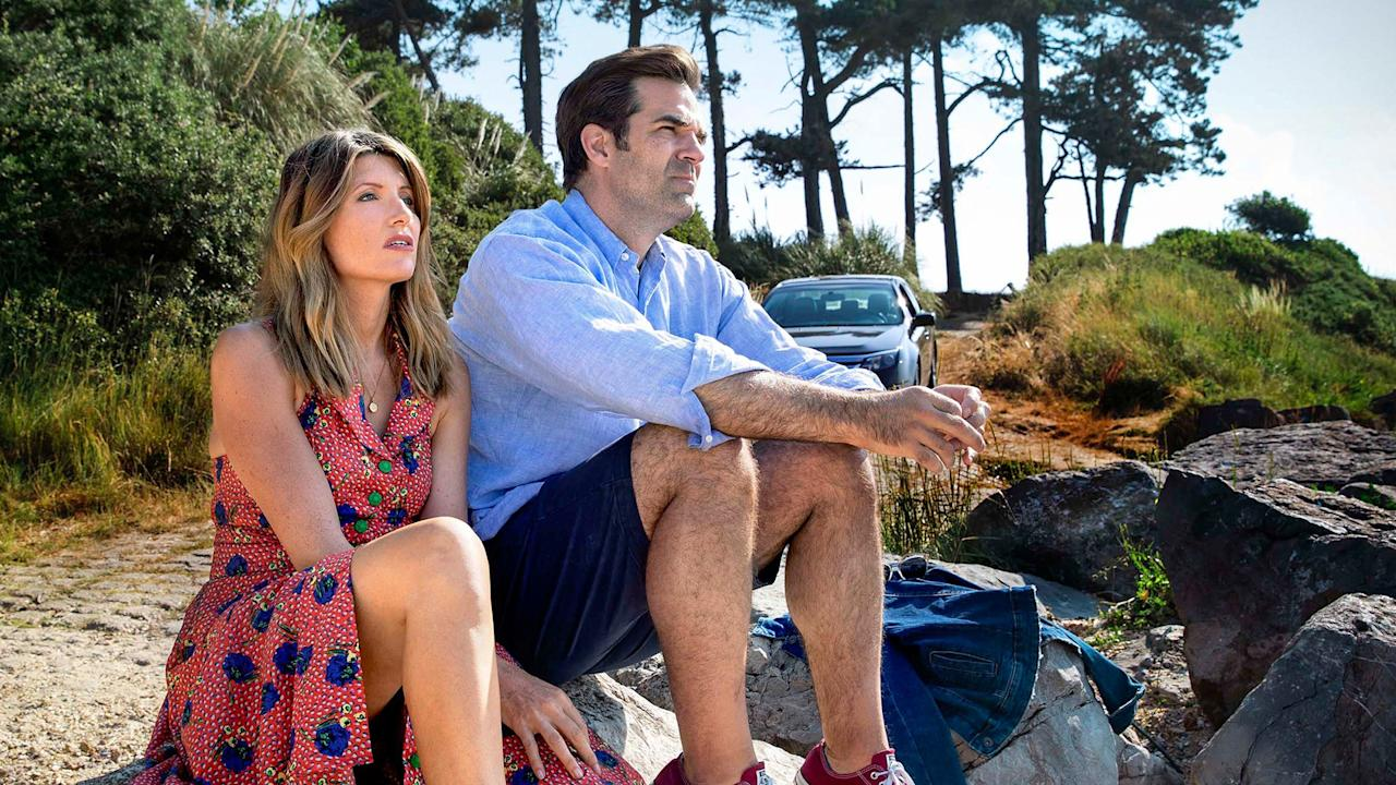 <p>                                     <strong>What is it:&#xA0;</strong>Writing duo Sharon Horgan and Rob Delaney unite for this Channel 4 sitcom that follows two strangers &#xA0;&#x2013; named, er, Sharon and Rob &#x2013; who have a one-night stand that results in an unexpected pregnancy.                                 </p>                                                                                                                               <p>                                     <strong>Why you should watch it:</strong>&#xA0;Horgan and Delaney prove they&#x2019;re a safe pair of hands with Catastrophe. Between them, they manage to capture the minutiae of everyday life, while providing escapism in the purest form. Their chemistry shines through in an often-hilarious series that&#x2019;s unafraid to deal with the tough aspects of life (alcoholism, infidelity, death) in a light-hearted manner. The supporting characters &#x2013; including Rob&#x2019;s eccentric mother (Carrie Fisher) and Sharon&#x2019;s mischievous brother (Jonathan Forbes) &#x2013; are a delight. All four series are brilliantly-realised slices of relatable comedy.                                 </p>