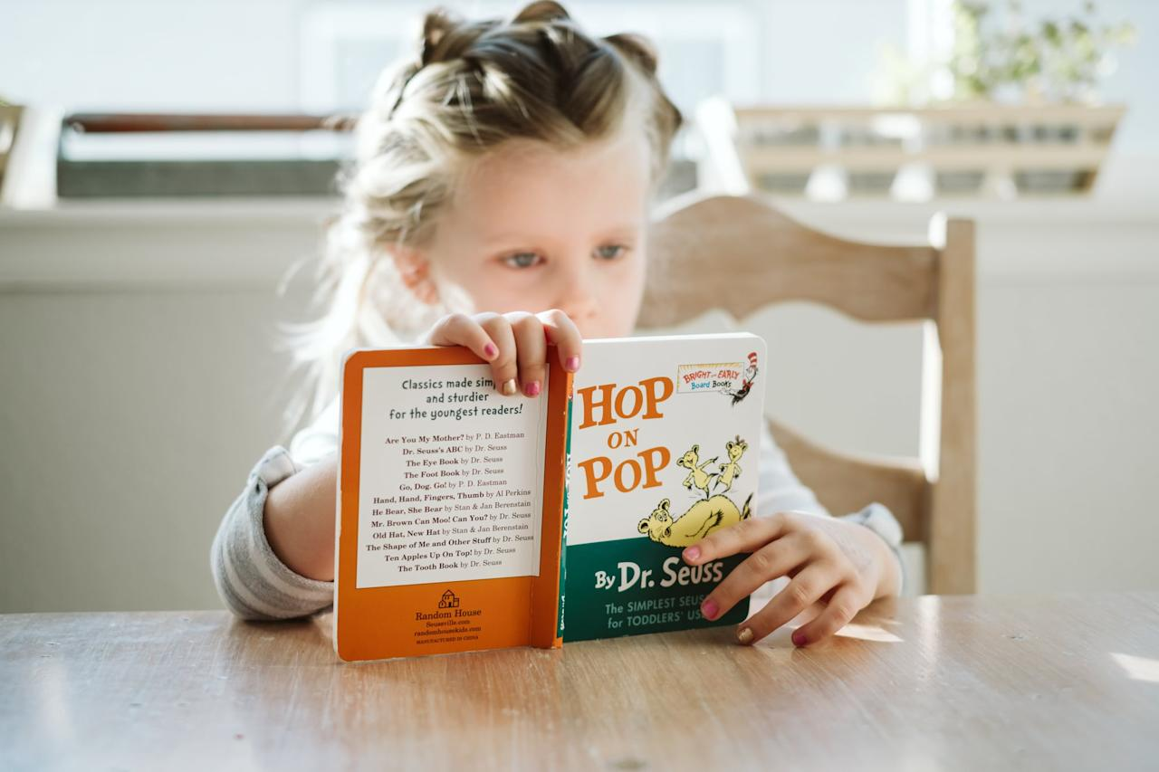 <p>A mini board book or thin paperback for kids is a great idea that can also be cost-effective. Check the clearance section at your favorite bookstores - or even Target! - or order a bunch on Amazon.</p>