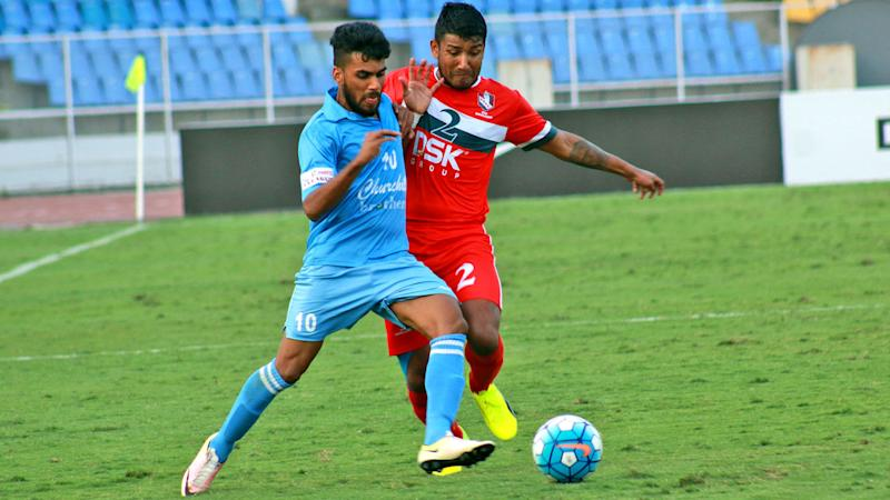 I-League 2017: Chennai City 1-1 Churchill Brothers: The Red Machines bounce back after two defeats