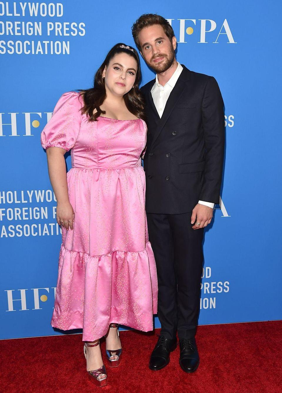 """<p>""""What I can say is that I think what Ben and I have is beyond friendship, honestly. It's like a soulmate connection. We're like twins separated at birth or something."""" — Beanie Feldstein, <a href=""""https://www.broadway.com/buzz/199295/beanie-feldstein-on-her-soulmate-connection-with-ben-platt-why-the-merrily-we-roll-along-film-will-be-worth-the-wait/"""" rel=""""nofollow noopener"""" target=""""_blank"""" data-ylk=""""slk:Broadway.com"""" class=""""link rapid-noclick-resp"""">Broadway.com</a></p><p>""""Happy 26th Birthday to my twin-soulmate-wife-mother-spirit-guide of over a decade <a href=""""https://www.instagram.com/beaniefeldstein/"""" rel=""""nofollow noopener"""" target=""""_blank"""" data-ylk=""""slk:@beaniefeldstein"""" class=""""link rapid-noclick-resp"""">@beaniefeldstein</a>. Thank you for filling my life with endless love and vegan snacks. I love you forever. ❤️"""" — Ben Platt, <a href=""""https://www.instagram.com/p/BzGOQOohqUr/"""" rel=""""nofollow noopener"""" target=""""_blank"""" data-ylk=""""slk:Instagram"""" class=""""link rapid-noclick-resp"""">Instagram</a></p>"""