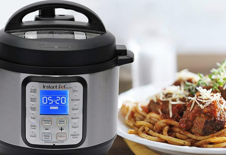 amazon shatters price for best selling instant pot duo plus pressure cooker mini 1