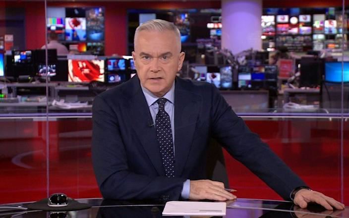 Huw Edwards is among the BBC's highest-paid figures