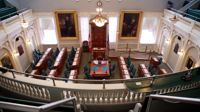 Nova Scotia tables $10.5B balanced budget as election call looms