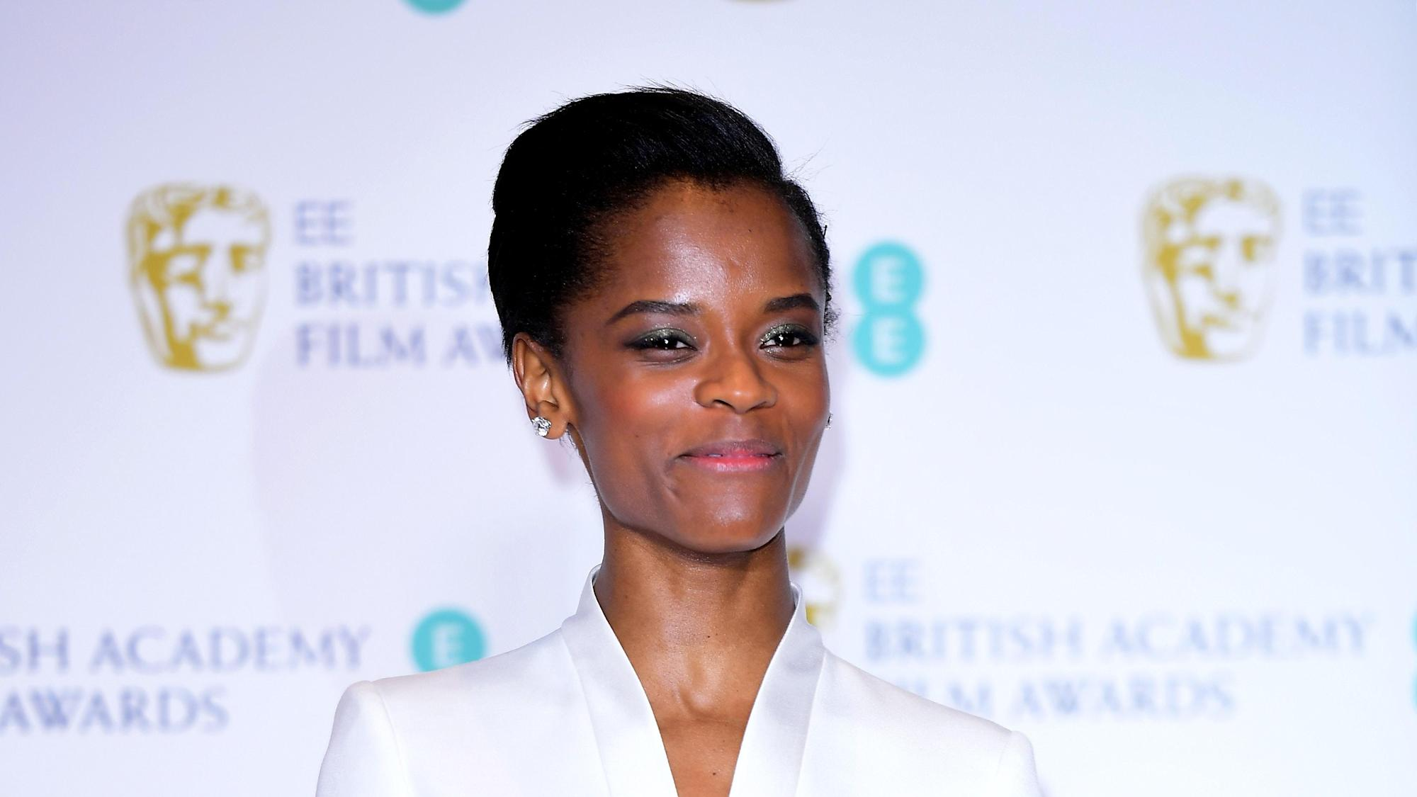 Black Panther's Letitia Wright responds to criticism over anti-vaccination video
