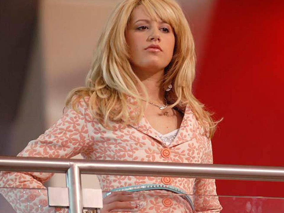 Sharpay Evans was always jealous of Troy and Gabriella's relationship.