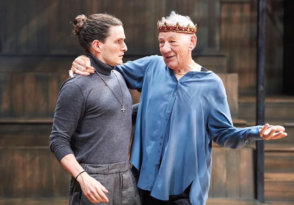 'Hamlet' opens on Tuesday (Geraint Lewis)
