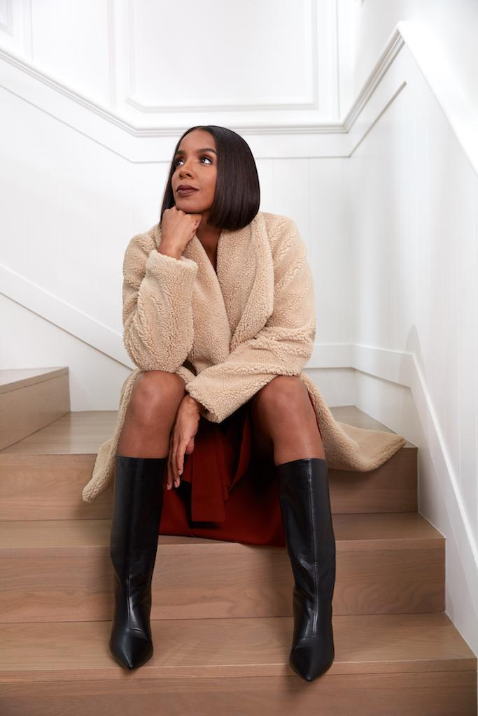 Kelly Rowland For JustFab