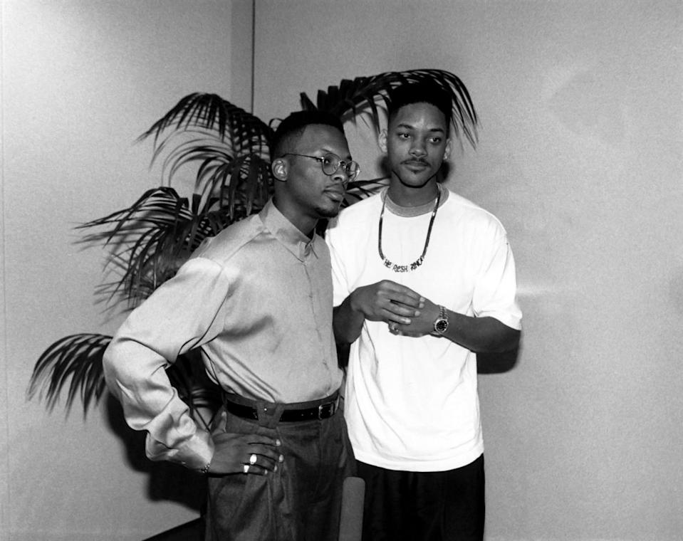 DJ Jazzy Jeff and the Fresh Prince In Chicago