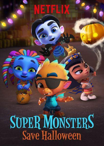 "<p>Kids will love seeing the Super Monsters in action as they help spread the Halloween spirit around their neighborhood. At only 24 minutes, it's also the perfect ""movie"" to stream before bedtime. </p><p><a class=""link rapid-noclick-resp"" href=""https://www.netflix.com/watch/80999063"" rel=""nofollow noopener"" target=""_blank"" data-ylk=""slk:WATCH NOW"">WATCH NOW</a></p>"