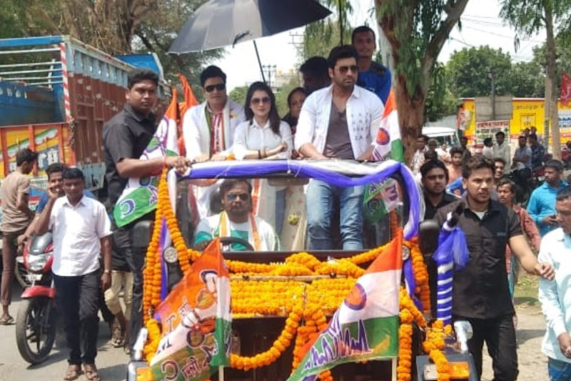 Bangladeshi Actor Ferdous Issued 'Leave India' Notice, Blacklisted After Campaigning for Trinamool