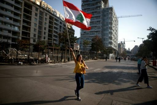 Lebanese students have been at the heart of the protest movement in a country where youth unemployment is high