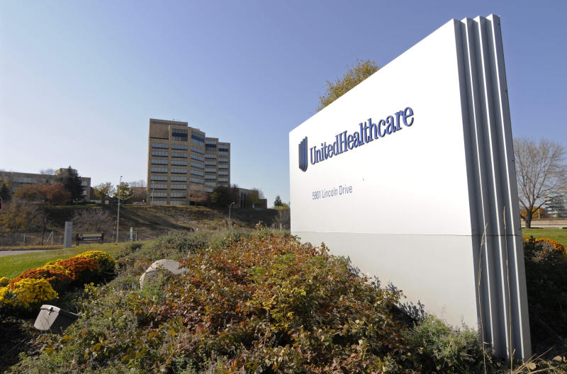 UnitedHealth profit up by 28 percent for second quarter